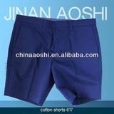 wholesale colorful mens cotton short pants
