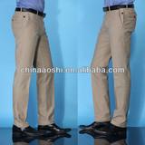 Cotton spandex blend cheap chino pants