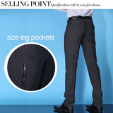 Men cotton hot sale new stylish pants Made in china