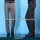 Man slim fit fashion man pants