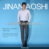 Man slim fit cotton printed pants
