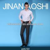 Hot sale latest design cotton twill pants