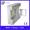 Pedestrian mechanical turnstiles entrance control for factory access control