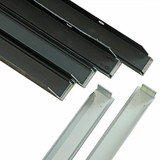 Crimpting and Corner Key Fixing 6060 6061 6063 T5 T6 Aluminium Frames for Rooftop Solar Mounting Structure Parts