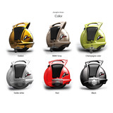 CE approved DMIPS Self-balancing Electric Unicycle solowheel