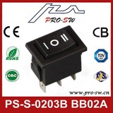 t85 on off on 3 position momentary waterproof rocker switches