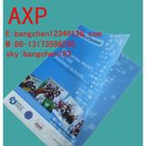 L shape pp file folder
