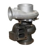 Caterpillar diesel turbocharger T1224 for marine D333C engine