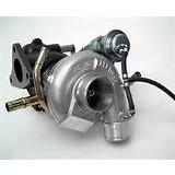 Yanmar 4PH-T marine turbocharger 124413-18000