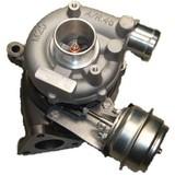 TDI Turbocharger