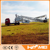 YHZS75  concrete mixing plant mobile