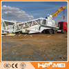 mobile concrete mixing plant yhzs75