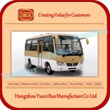 Minibus, Passenger Bus, City Bus, School Bus, NGV