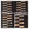 Mosaic ACP aluminum wall tiles FD113
