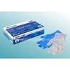 Small / Medium And Stretchable PVC Vinyl Exam Gloves Powder Free