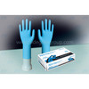 Synthetic Nitrile Rubber Gloves Nitrile Exam Gloves , Powder Free Medical