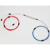 3 port Polarization Insensitive Optical Circulator