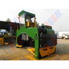 M3600 cow dung turning machine/waste compost grinding machine