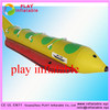 Guangzhou Play inflatable banana boat water ski tube