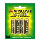 Mitsubishi Alkaline Battery Lr6