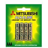 Mitsubishi Alkaline Battery Lr03