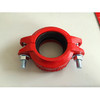 ASTM A536 Grooved Pipe Coupling