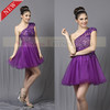 CY62641 One Sleeve Designer One Piece Party Girl Dress