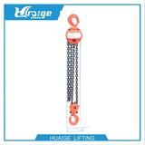 2T*3M HS-T type chain hoists/chain block/hand lifting crane