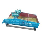 Dewater vibrating screen