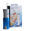 Portable dental water jet with universal voltage great for traveling