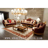 Sofa leather furniture living room sofa FF-138