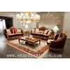 Sofa leather furniture living room sofa FF-138