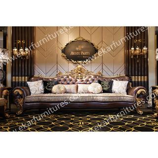 Furniture Diwan Wooden Sofa Set Designs Living Room Sofa Ti ...