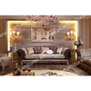 Home furniture Loveseats  chesterfield sala sofa set