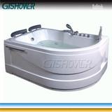 Double Whirlpool Tub