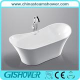 Stand Bowl Shape Acrylic Bathtub (KF-722)