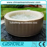 8 Person Round Inflatable Hot Tub