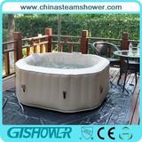 8 Corner Adult Inflatable Bathtub