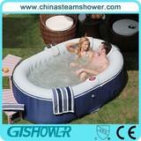 Movable Garden Spa Bathtub