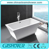 Cheap Fiberglass Freestanding Bathtub (KF-716K)