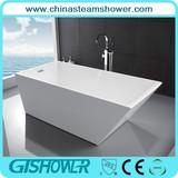 Small Acrylic Freestanding Bath (KF-735B)