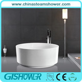 Freestanding Round Soaking Bathtub (KF-732)