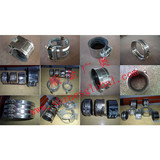 Stainless Steel Clamps/Rapid Couplings