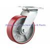 Sturdy Swivel Heavy Duty Casters Polyurethane on Steel Wheel