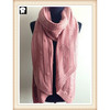 Knitted scarf factory in China, bespoke knitted scarf with your custom designs