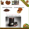 Hot selling ganoderma lucidum black coffee