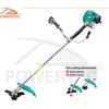 POWERTEC 43CC 1200W Gas Brush Cutter,4300 Grass Trimmer