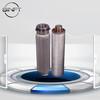 Stainless steel sintered filter element