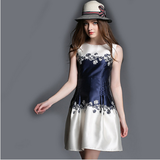 European fashion clothing ;cocktail dress