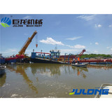 "6""-20"" Inches Factory High Effciency And Quality Hydraulic Diesel Cutter Suction River Sand Dredger"